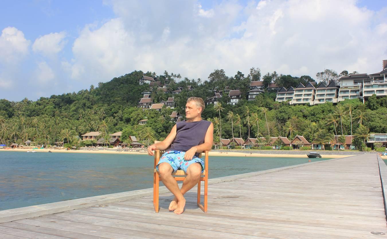 Остров Самуи. Отель Continental